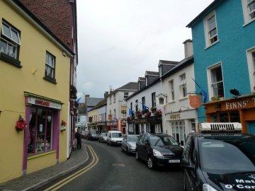 Kinsale - Comté de Cork (Irlande)