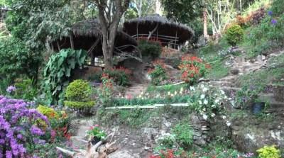 Le temple et les jardins de Doi Suthep - Chiang Mai