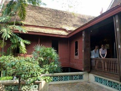 La maison de Jim Thomson - Bangkok (Thaïlande)