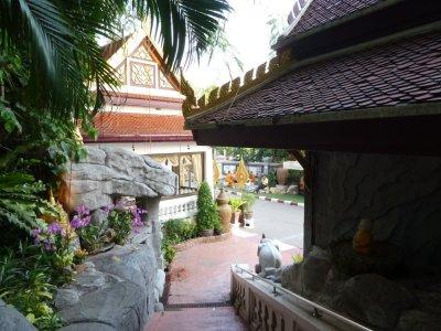 Wat Saket (Le Mont d'Or) - Bangkok