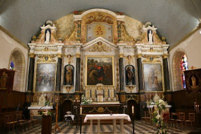 Eglise St Pierre - Les Moutiers-en Retz