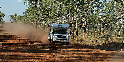 Sur la Kalumburu road - Kimberley
