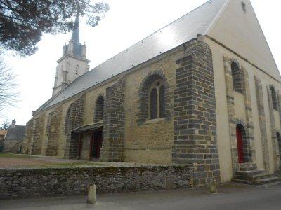 Eglise St Pierre - Les Moutiers-en-Retz