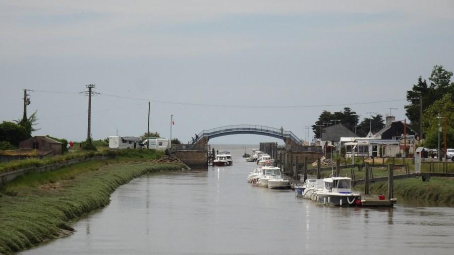 Le port du Collet - Les Moutiers-en-Retz