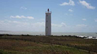 Le phare de Grosse Terre - St Hilaire-de-Riez