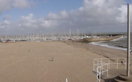 La plage de la Noëveillard - Pornic