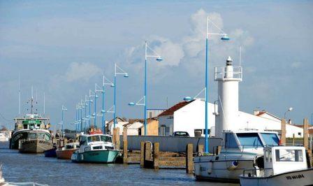 Le port des Brochets - Bouin