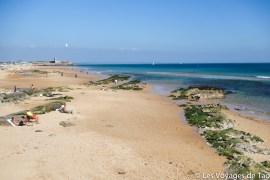 Les voyages de tao lisbonne plage-9