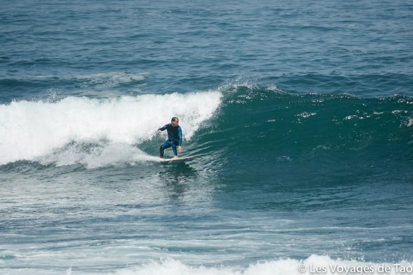 Les voyages de tao surf dakar