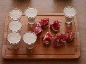Gazpacho Ajo Blanco Espagne