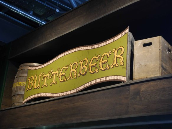 Harry Potter Tour Butterbeer
