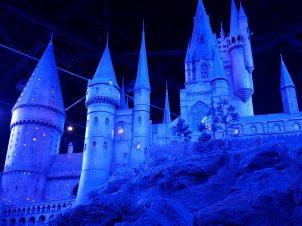 Harry Potter Tour Maquette