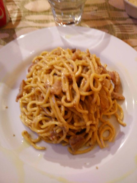 Osteria Del Cavaliere Rome