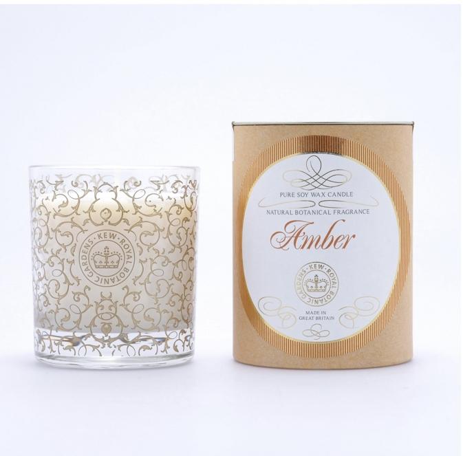candele in cera di soia