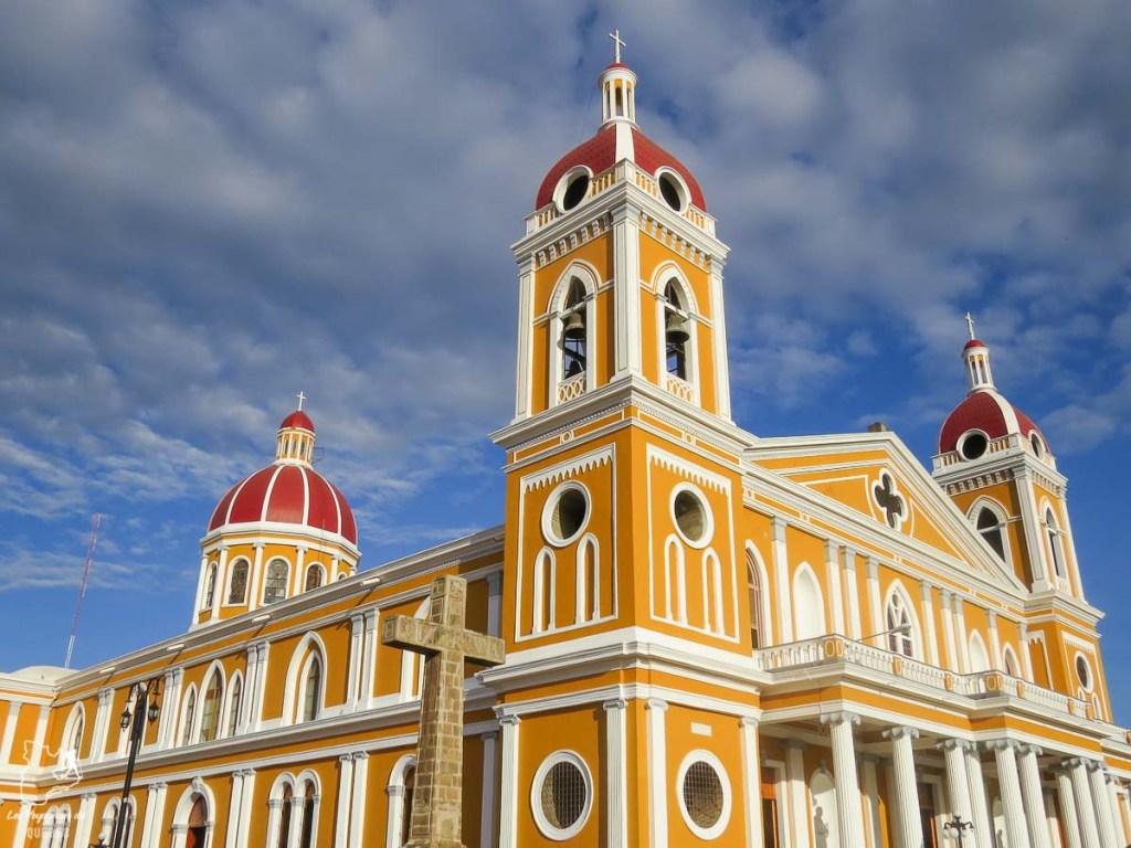 La cathédrale de Granada dans mon article Mon voyage au Nicaragua en 10 coups de cœur et incontournables à visiter #nicaragua #voyage #ameriquecentrale #granada #cathedrale #unesco