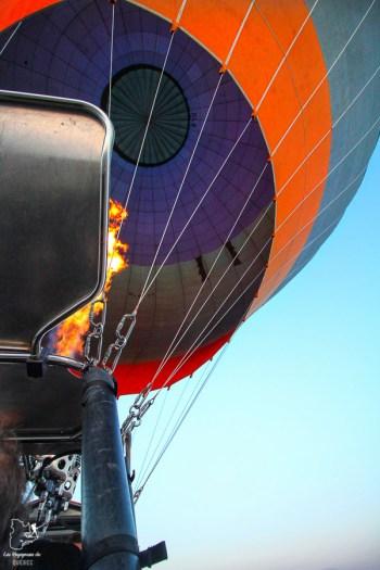 En montgolfière en Cappadoce en Turquie dans mon article Mon itinéraire en Turquie: Que faire, voir et visiter en 7 jours #turquie #voyage #asie #cappadoce #istanbul