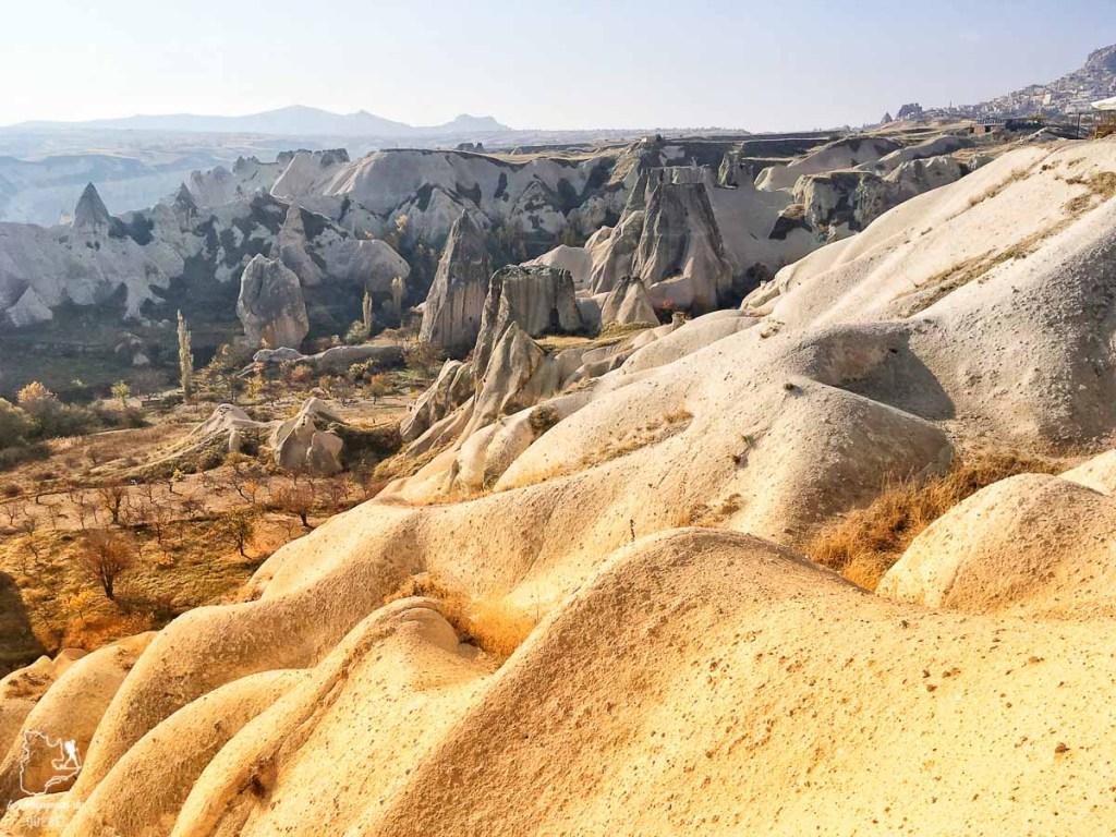 Le parc national de Göreme en Turquie dans mon article Mon itinéraire en Turquie: Que faire, voir et visiter en 7 jours #turquie #voyage #asie #cappadoce #istanbul