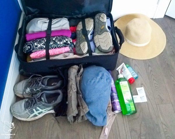 Préparer ses bagages de voyage dans notre article Liste de choses à apporter en voyage : méthode efficace pour préparer ses bagages #bagage #sacados #valise #listedevoyage