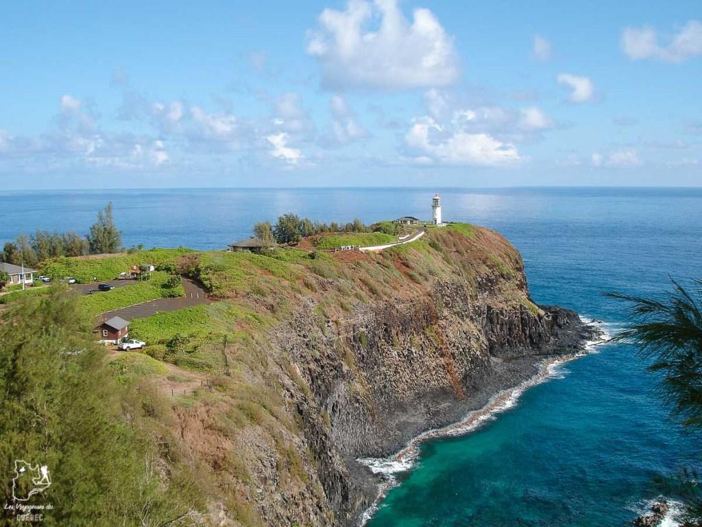 Kilauea, à visiter à Kauai à Hawaii dans notre article sur Visiter Kauai à Hawaii : 12 incontournables à faire sur l'île de Kauai #kauai #hawaii #voyage #usa #ile #iledekauai #kauaihawaii #kilauea