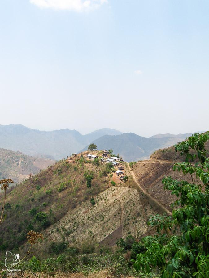 Randonnée à Kalaw dans notre article Voyage au Myanmar : Mes expériences et lieux à visiter au Myanmar #myanmar #birmanie #asie #voyage #itineraire #kalaw #randonnee