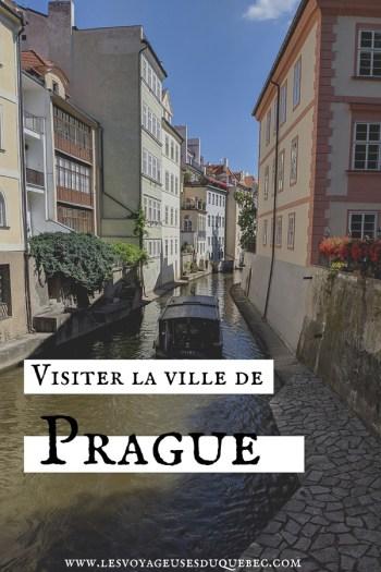 Que faire à Prague : Les incontournables pour visiter Prague en un week-end #prague #republiquetcheque #citytrip #week-end #europe #voyage