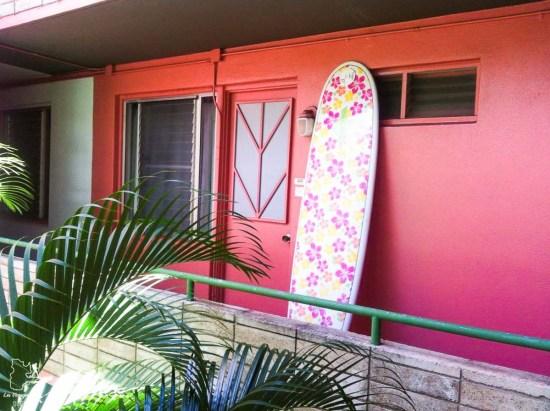 Où dormir pour faire du surf à Oahu dans notre article Le surf à Oahu : Mes plus beaux spots de surf sur cette île d'Hawaii #surf #oahu #waikiki #usa #voyage #spotdesurf