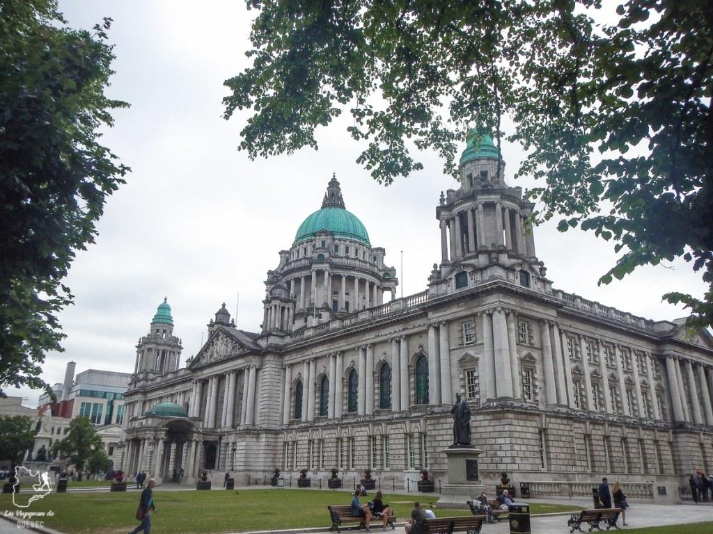 Visiter Belfast en Irlande du Nord : que faire à Belfast, un musée à ciel ouvert #belfast #irlandedunord #royaumeunis #voyage #citytrip #europe