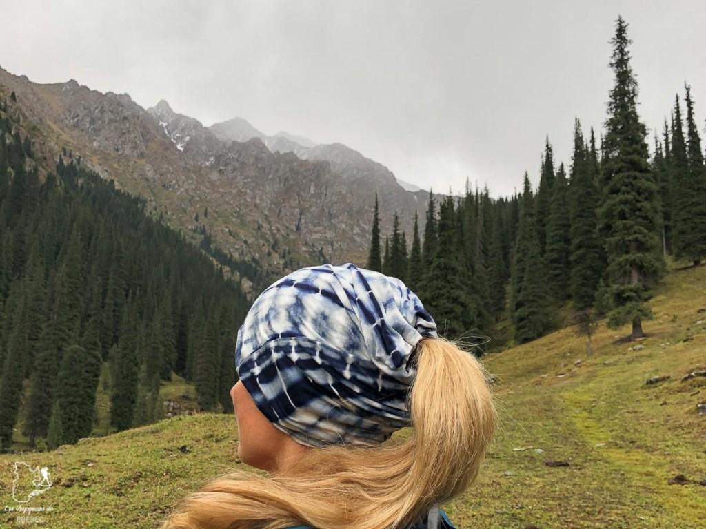 Hautes montagnes du Kirghikistan dans notre article Comment se préparer à la haute altitude pour éviter le mal des montagnes #montagne #hautealtitude #hautemontagne #maldesmontagnes #malaigudesmontagnes #randonnee #hautealtitude