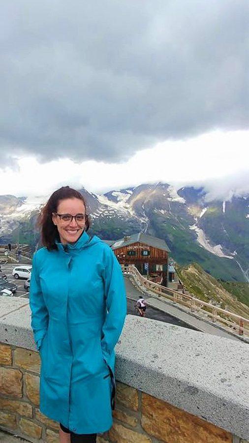 Point de vue à Edelweiss-Spitze sur la route du Grossglockner dans les Alpes autrichiennes dans notre article Voyage dans les Alpes autrichiennes en été, ces belles montagnes d'Autriche #alpes #autriche #alpesautrichiennes #montagnes #voyage #europe