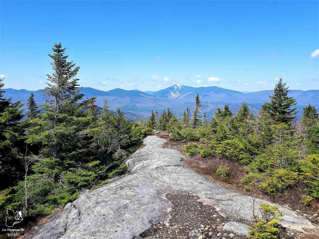 Crête de Jay Mountains, une des montagnes des Adirondacks dans notre article Devenir un Adirondack 46er : Faire l'ascension des 46 plus hautes montagnes des Adirondacks #adirondack #adirondacks #46ers #46er #ADK46er #montagnes #usa #randonnee