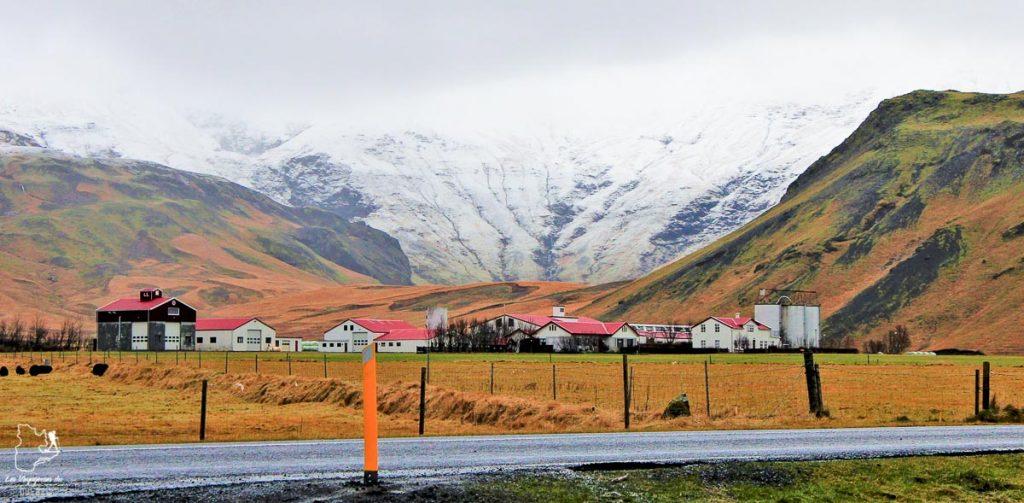 Le volcan Eyjafjallajokull en Islande dans notre article Visiter l'Islande : quoi faire et voir en 4 jours seulement #islande #europe #voyage