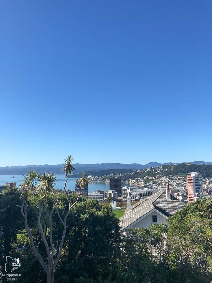 Randonnée jusqu'au Te Ahumairangi Hill Lookout à Wellington dans notre article Trek en Nouvelle-Zélande : 5 randonnées à faire sur l'île du nord en Nouvelle-Zélande #trek #randonnee #iledunord #nouvellezelande #oceanie #voyage