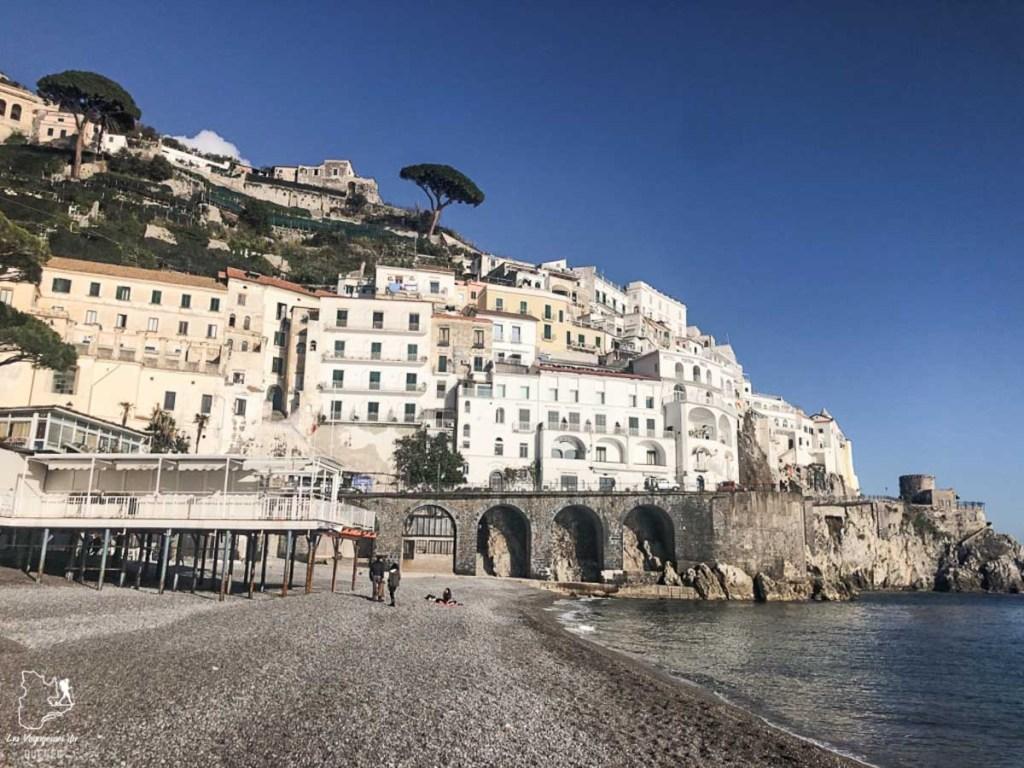 Visiter Amalfi sur la Côte Amalfitaine dans notre article Que faire à Naples en Italie et voir : Visiter Naples, Pompéi et la Côte Amalfitaine #naples #italie #europe #voyage #pompei #coteamalfitaine