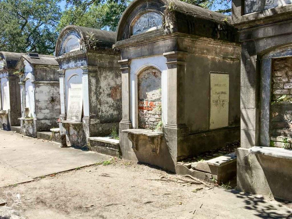 Visiter le cimetière Lafayette en Nouvelle-Orléans dans notre article 5 incontournables de la Nouvelle-Orléans à visiter en 3 jours #nouvelleorleans #louisiane #usa #etatsunis #voyage #amerique