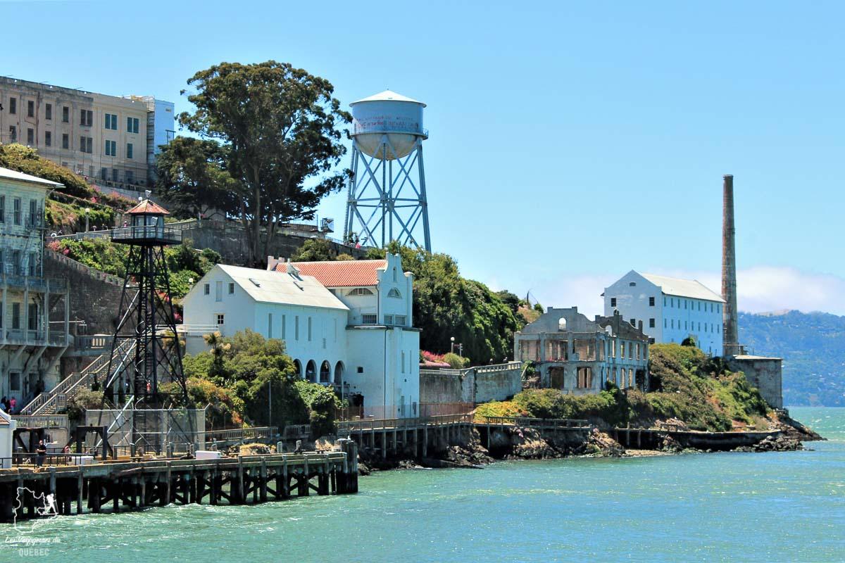 La prison Alcatraz de San Francisco dans notre article Villes de la Californie : une semaine à San Francisco, Los Angeles et San Diego #californie #usa #etatsunis #voyage #losangeles #sanfrancisco #sandiego