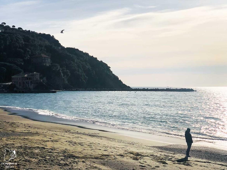 Plage de Levanto en Italie dans notre article Visiter les Cinque Terre en Italie avec ses charmants villages colorés #cinqueterre #italie #ligurie #voyage #europe
