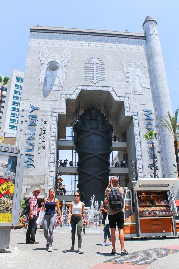 La Mommy à Los Angeles dans notre article Visiter Los Angeles aux USA : Que voir et que faire à Los Angeles en 3 jours #losangeles #californie #usa #etatsunis #voyage