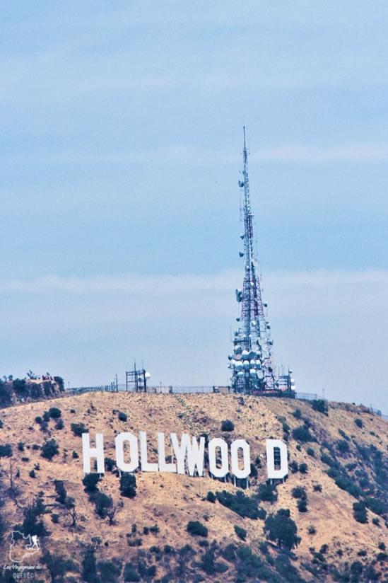 Panneau Hollywood à Los Angeles dans notre article Visiter Los Angeles aux USA : Que voir et que faire à Los Angeles en 3 jours #losangeles #californie #usa #etatsunis #voyage