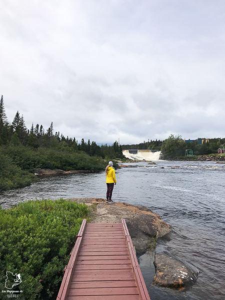 Randonnée au Parc de la Taïga à Port-Cartier dans notre article Road trip sur la Côte-Nord au Québec : Itinéraire voyage de 10 jours en van #cotenord #quebec #bonjourquebec #canada #roadtrip #voyage