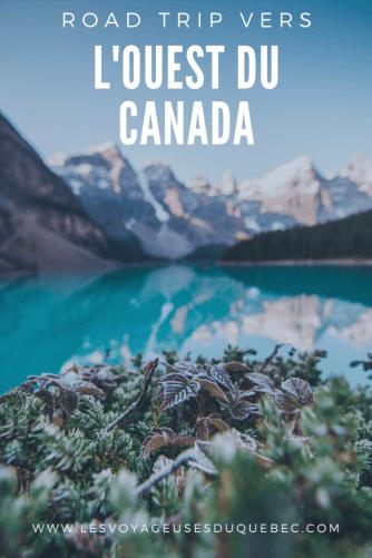 Road trip vers l'Ouest du Canada : Mon itinéraire vers la Vallée de l'Okanagan