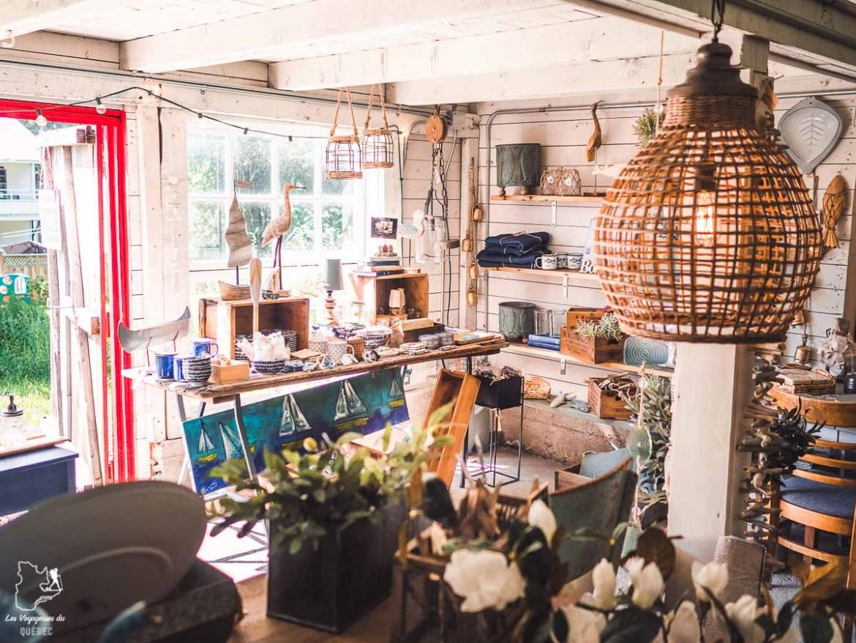 Boutique 3 Poules à l'île dans notre article Visiter l'Île d'Orléans au Québec : Incontournables d'une escapade gourmande lors d'un tour de l'Île d'Orléans #ileorleans #quebec #canada #voyage #escapadegourmande