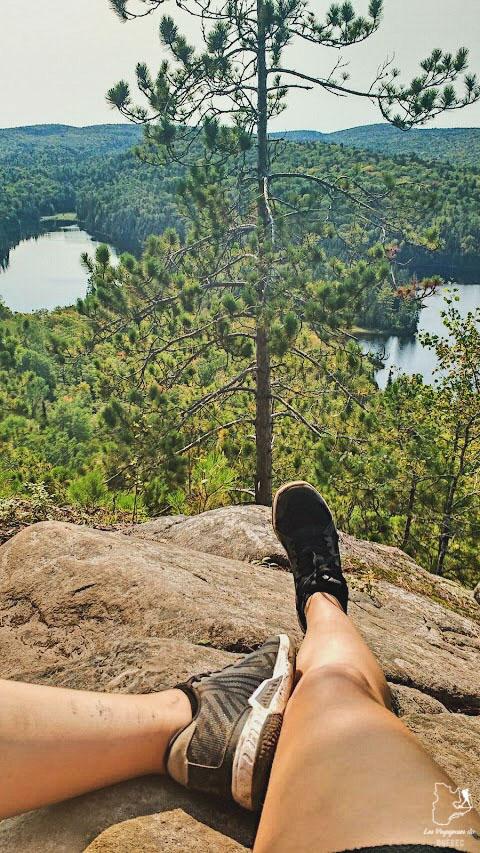 Randonnée au Parc de la Mauricie dans notre article La randonnée au Québec : 8 randonnées pédestres au Québec testées et approuvées #randonnee #randonneepedestre #quebec #canada