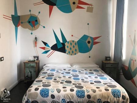 Le Madama Hostel où dormir à Milan dans notre article Visiter Milan en Italie : 8 incontournables de que voir et que faire en 3 jours #Milan #Italie #Europe #voyage