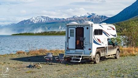 Mon road trip au Yukon au Canada : 12 jours de liberté en truck camper au gré du vent #yukon #canada #roadtrip #voyage