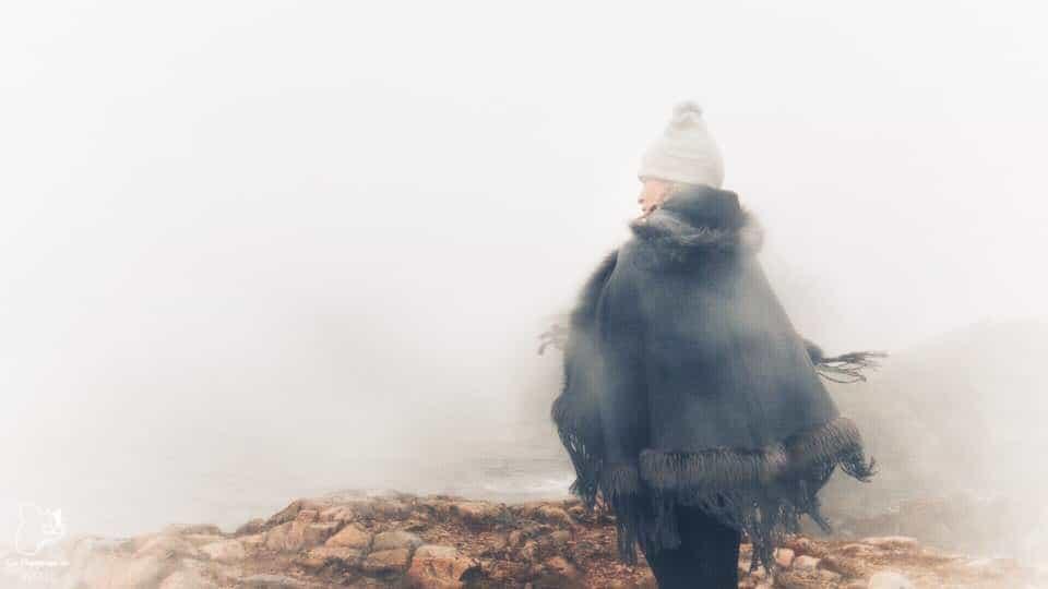 Tempête en Islande dans notre article Voyager en palette d'émotions : lorsque l'aventure devient introspection #emotions #voyage #voyager #introspection