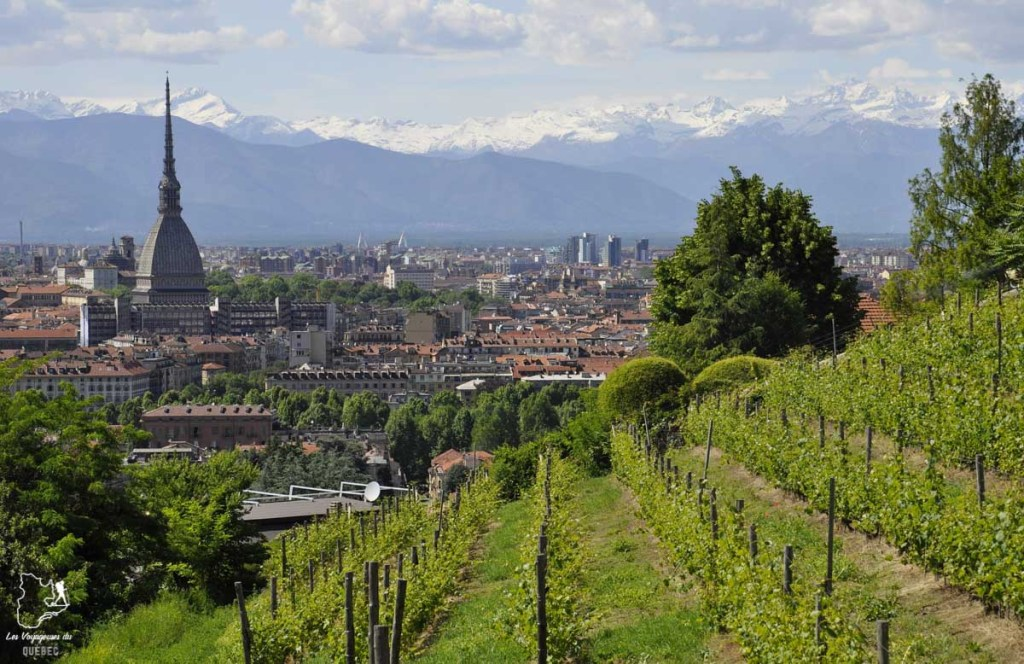 Ville de Turin en Italie dans notre article Visiter Turin en 1 jour : Que voir et que faire à Turin en Italie #turin #italie #europe #voyage