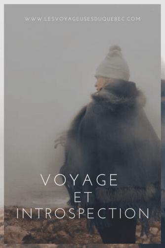 Mes introspections en voyage