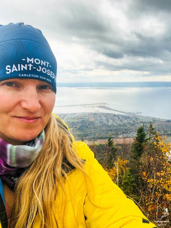 Randonnée à Carleton-sur-Mer au Mont Saint-Joseph dans notre article Randonnée et thalassothérapie à Carleton-sur-Mer : combiné rando et bien-être en Gaspésie #thalassothérapie #cure #randonnee #carletonsurmer #gaspesie #quebec #bienetre