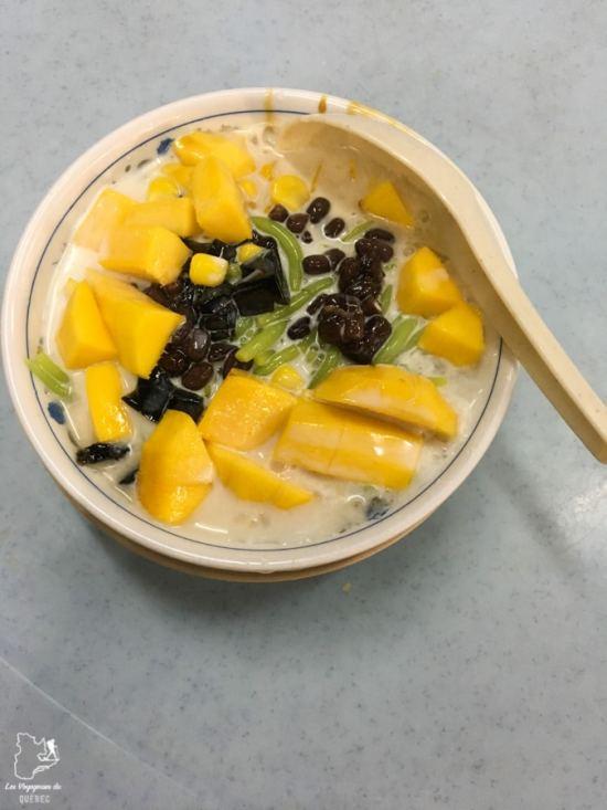 Le cendol, un dessert glacé populaire à Georgetown depuis Penang Hill dans notre article Georgetown en Malaisie : Visiter Georgetown en 5 incontournables à ne pas manquer #georgetown #malaisie #asie #voyage