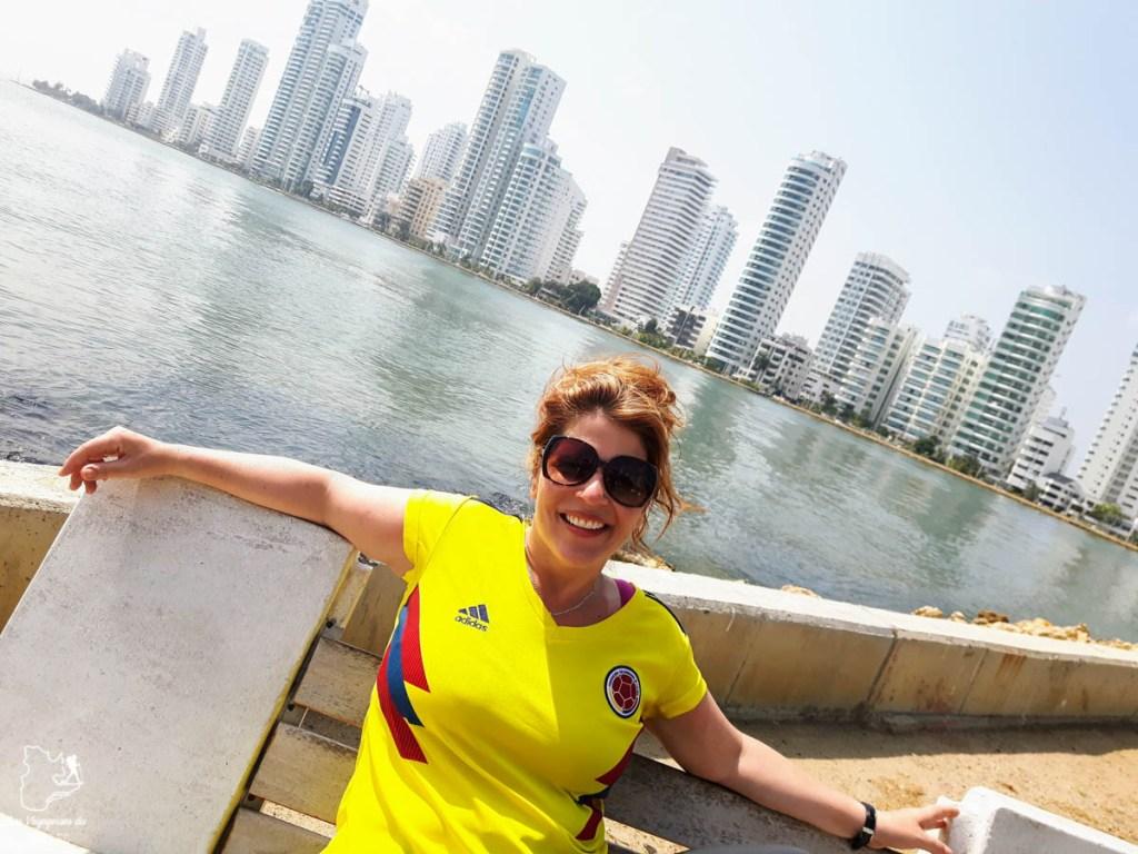 Baie de Carthagène dans notre article Voyage en Colombie : 3 semaines à voyager seule en Colombie à Bogotá, Carthagène et San Andrés #colombie #ameriquedusud #voyagerseule #voyage #bogota #carthagene #sanandres